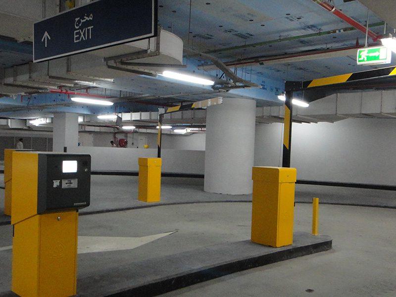 Parking-Management-System